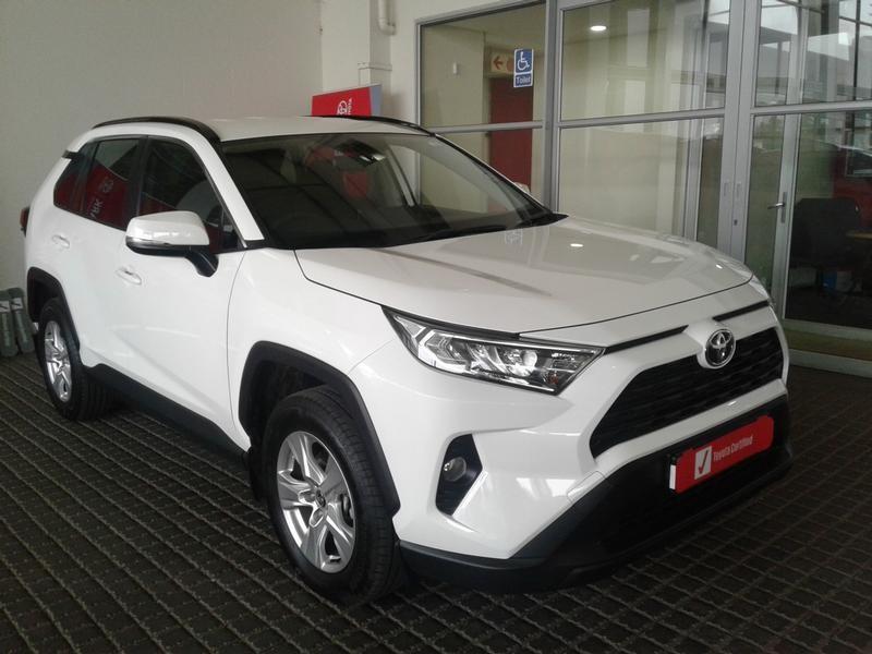 2020 Toyota Rav 4 2.0 GX Gauteng Rosettenville_0