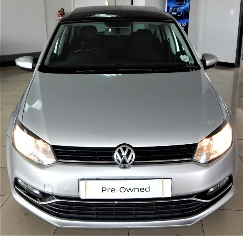2015 Volkswagen Polo 1.2 TSI Highline 81KW Kwazulu Natal Ladysmith_0