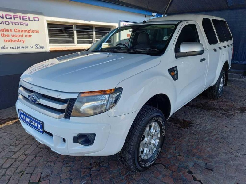 2015 Ford Ranger 3.2TDCi XLS 4X4 Single cab Bakkie Western Cape Kuils River_0
