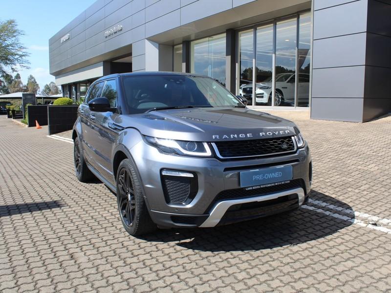 2018 Land Rover Evoque 2.0 TD4 HSE Dynamic Kwazulu Natal Pietermaritzburg_0