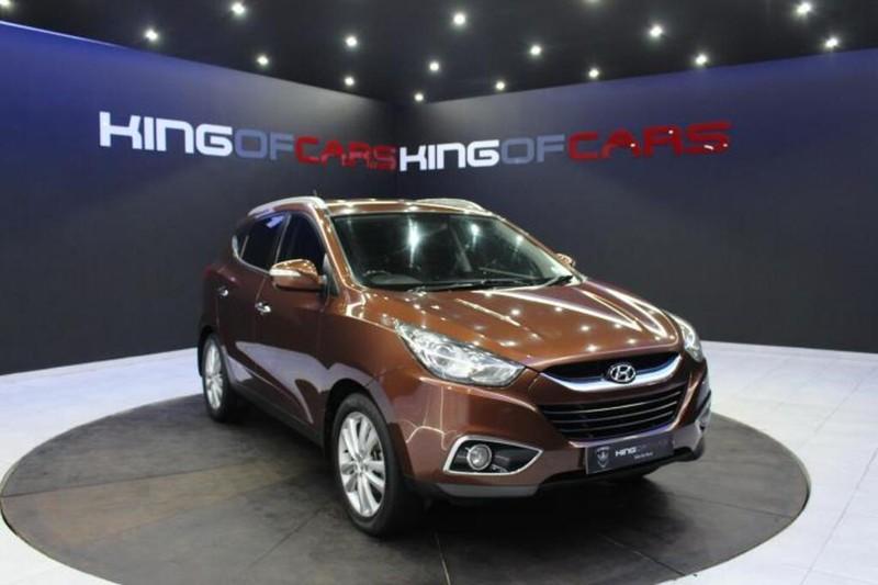 2013 Hyundai iX35 2.0 Gls At  Gauteng Boksburg_0