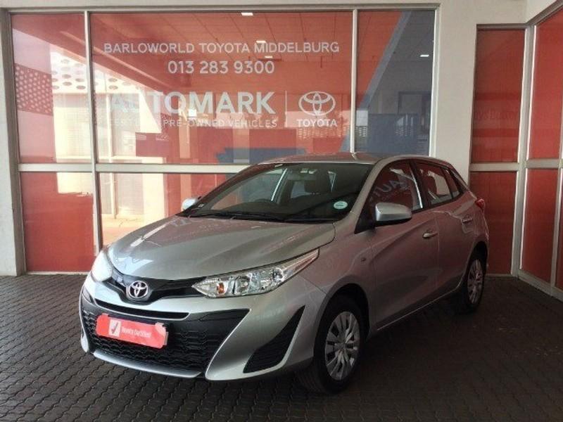 2019 Toyota Yaris 1.5 Xi 5-Door Mpumalanga Middelburg_0