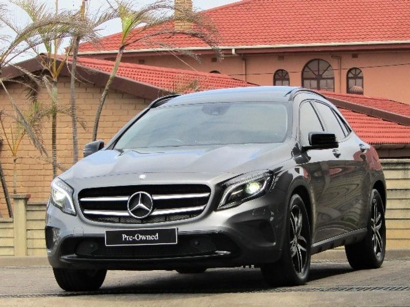 2014 Mercedes-Benz GLA-Class 220 CDI Auto Kwazulu Natal Margate_0