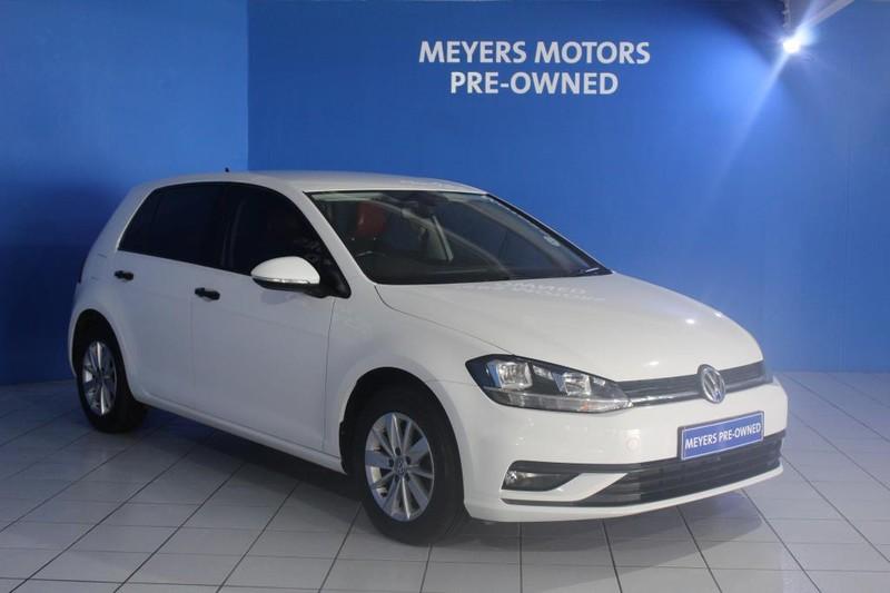 2017 Volkswagen Golf VII 1.0 TSI Trendline Eastern Cape East London_0