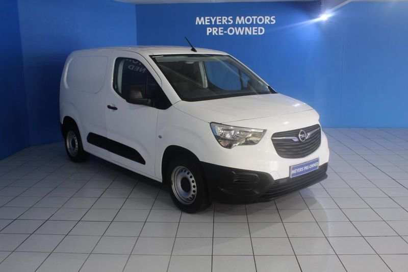 2019 Opel Combo Cargo 1.6TD FC PV Eastern Cape East London_0