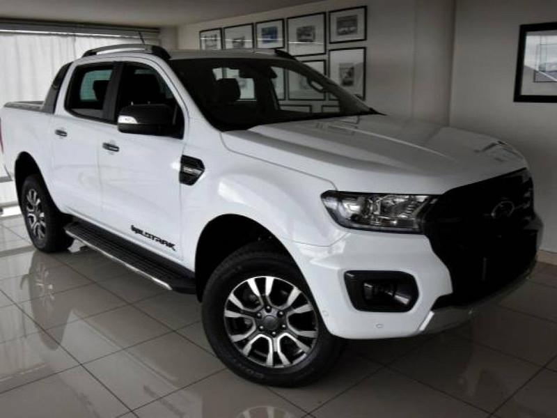 2019 Ford Ranger 2.0TDCi Wildtrak Auto Double Cab Bakkie Gauteng Centurion_0