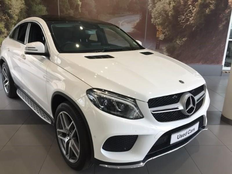 2019 Mercedes-Benz GLE-Class 350d 4MATIC Gauteng Pretoria_0