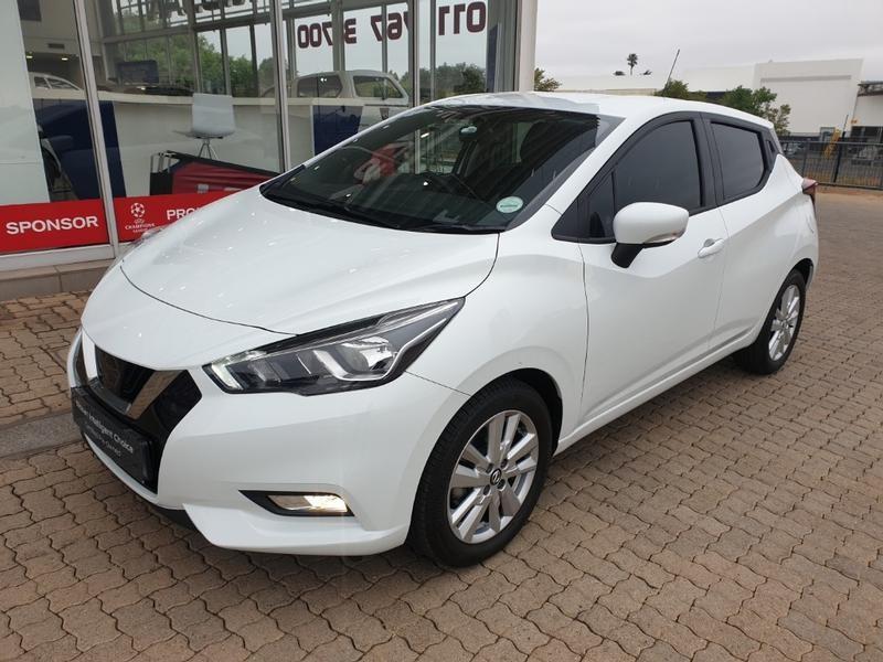 2020 Nissan Micra 900T Acenta Gauteng Roodepoort_0