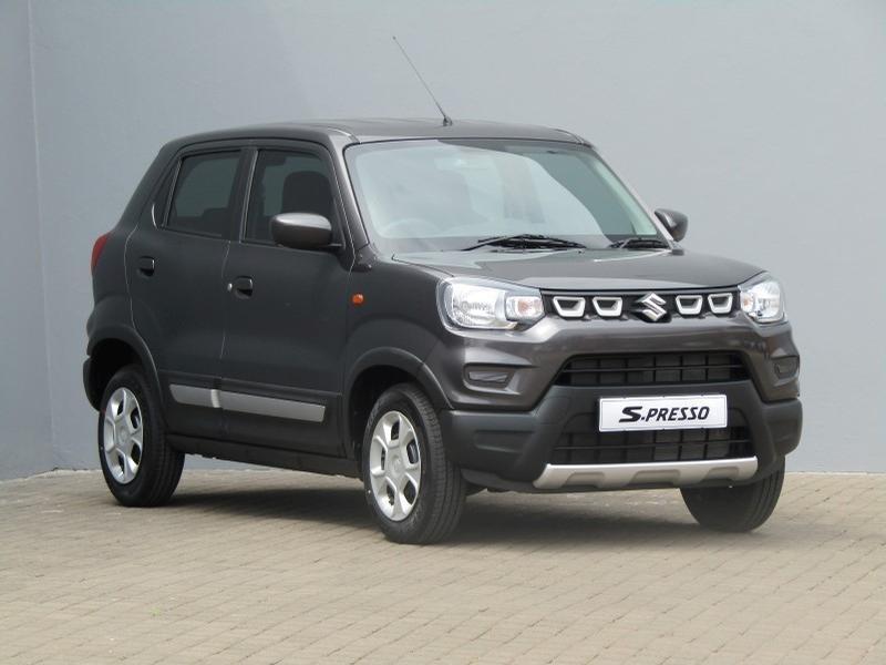 2021 Suzuki S-Presso 1.0 S-Edition Gauteng Johannesburg_0