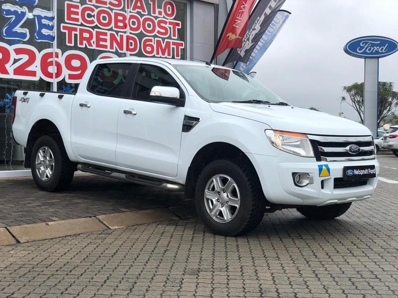 2015 Ford Ranger 3.2tdci Xlt 4x4 At Pu Dc  Mpumalanga Nelspruit_0