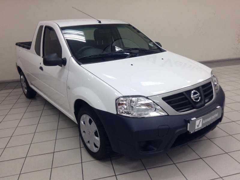 2020 Nissan NP200 1.6  Ac Safety Pack Pu Sc  Limpopo Tzaneen_0