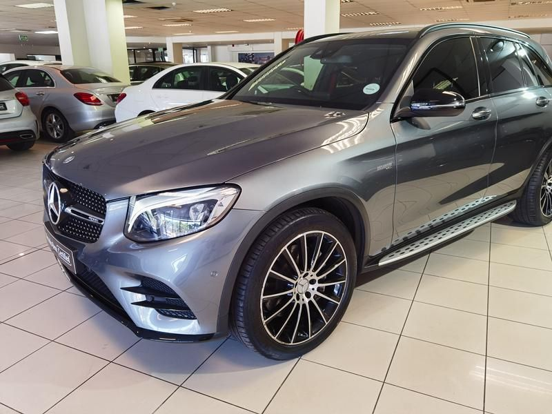 2017 Mercedes-Benz GLC AMG 43 4MATIC Western Cape Cape Town_0