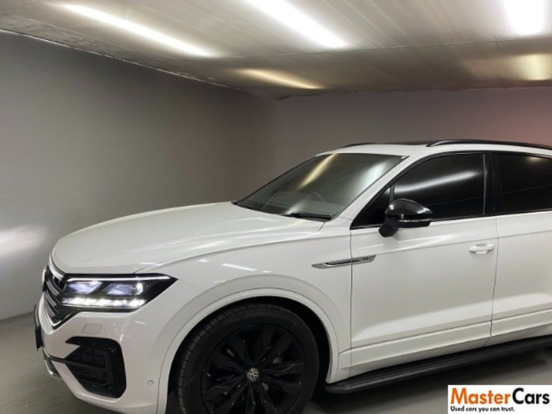 2020 Volkswagen Touareg 3.0 TDI V6 Executive Western Cape Cape Town_0