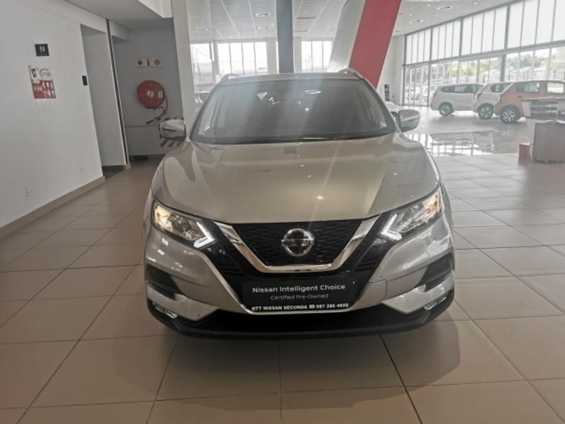 2020 Nissan Qashqai 1.5 dCi Acenta plus Mpumalanga Secunda_0