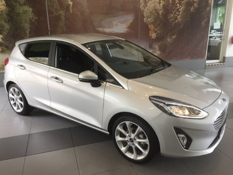 2020 Ford Fiesta 1.0 Ecoboost Titanium Auto 5-door Gauteng Pretoria_0