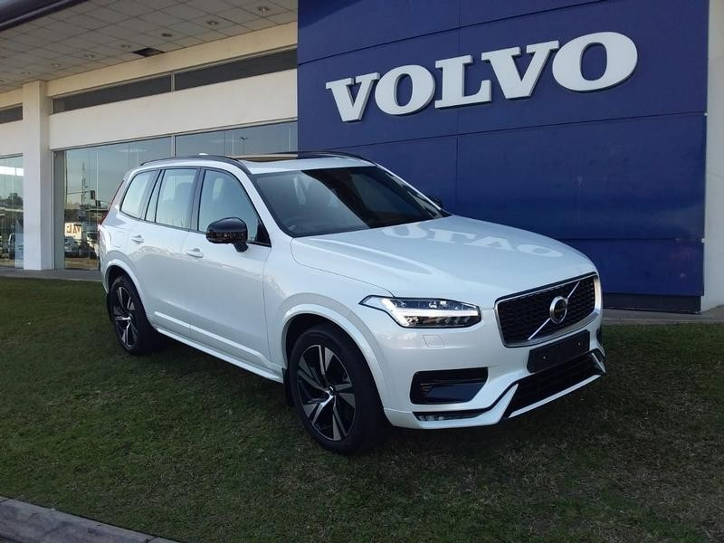 2020 Volvo XC90 D5 R-Design AWD Mpumalanga Nelspruit_0
