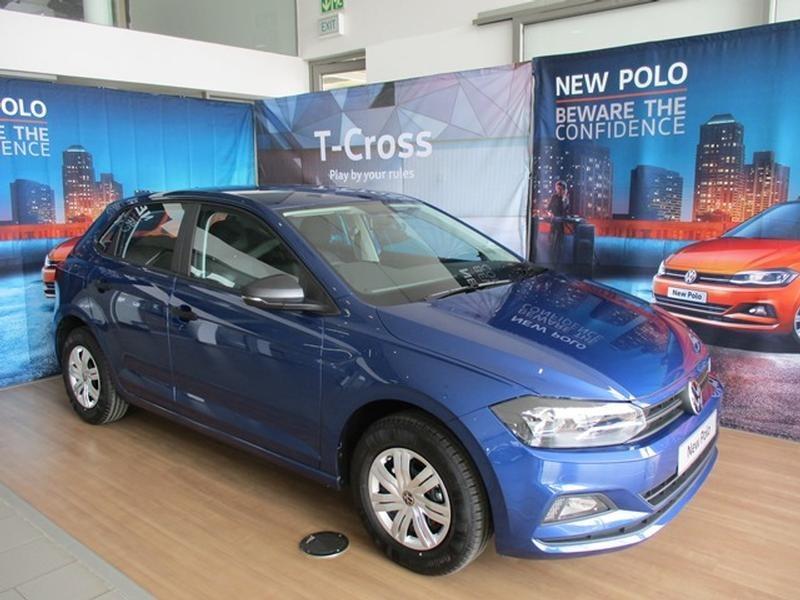 2020 Volkswagen Polo 1.0 TSI Trendline North West Province Rustenburg_0