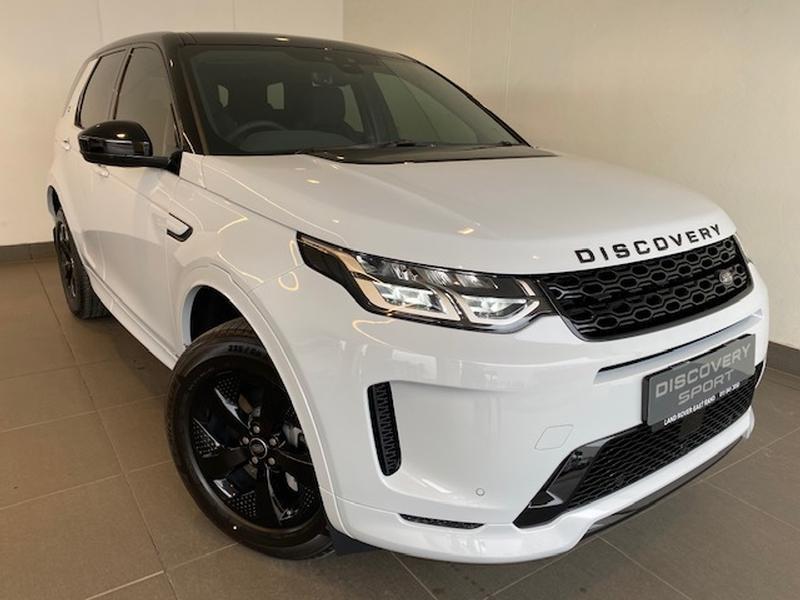 2020 Land Rover Discovery Sport 2.0D S R-Dynamic D180 Gauteng Johannesburg_0