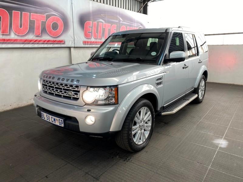 2011 Land Rover Discovery 4 3.0 Tdv6 Hse  Gauteng Vereeniging_0
