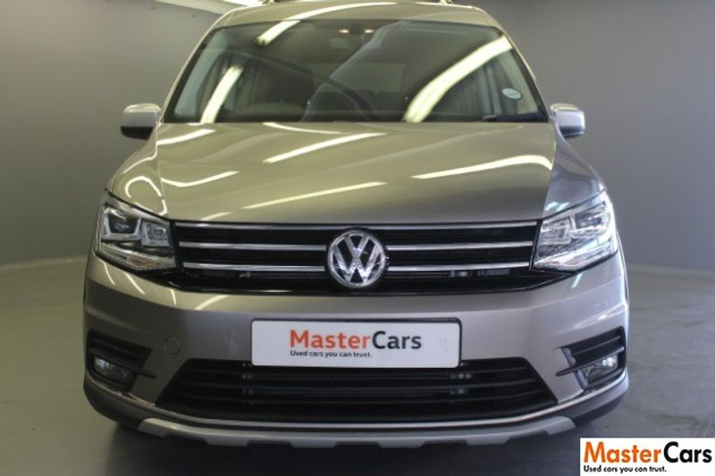 2020 Volkswagen Caddy Alltrack 2.0 TDI DSG 103kW Western Cape Tokai_0