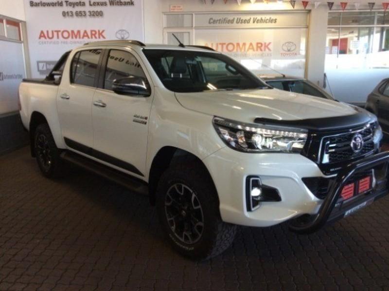 2020 Toyota Hilux 2.8 GD-6 Raider 4X4 Double Cab Bakkie Mpumalanga Witbank_0