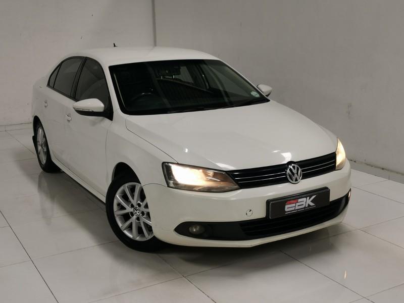 2013 Volkswagen Jetta Vi 1.4 Tsi Comfortline  Gauteng Johannesburg_0