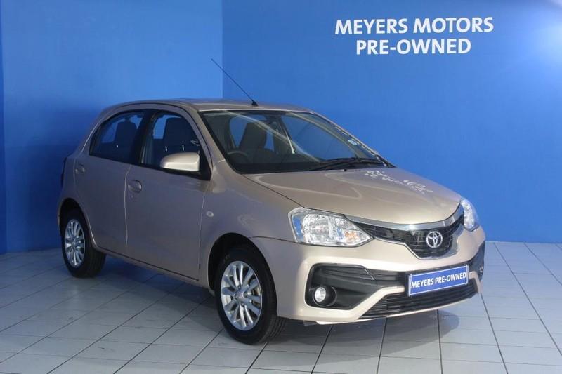 2020 Toyota Etios 1.5 Xs  Eastern Cape East London_0