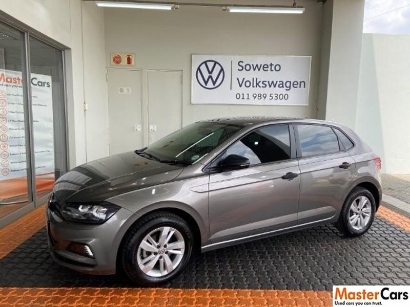 2019 Volkswagen Polo 1.0 TSI Trendline Gauteng Soweto_0