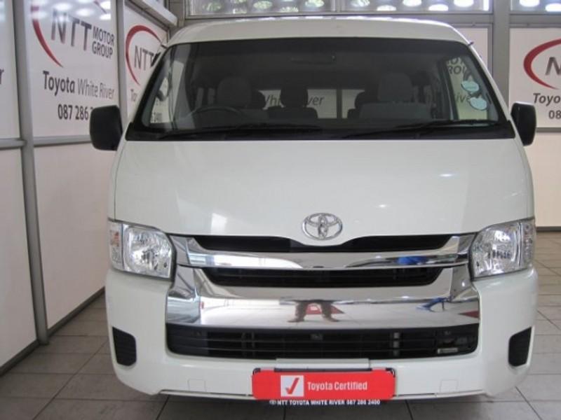 2015 Toyota Quantum 2.5 D-4d 10 Seat  Mpumalanga White River_0