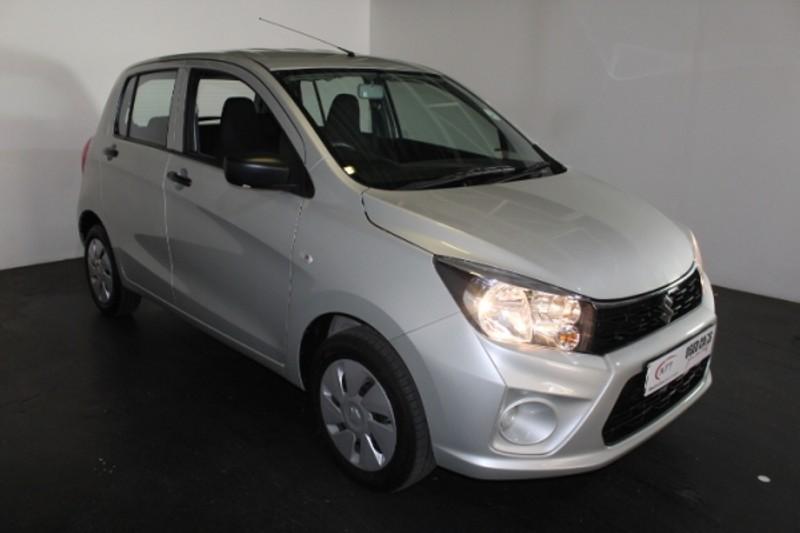 2019 Suzuki Celerio 1.0 GA Eastern Cape East London_0