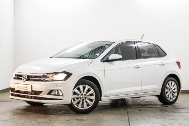 2020 Volkswagen Polo 1.0 TSI Highline 85kW North West Province Potchefstroom_0