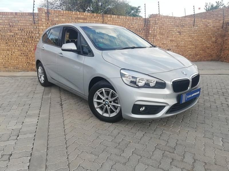 2016 BMW 2 Series 218i Active Tourer Auto North West Province Rustenburg_0
