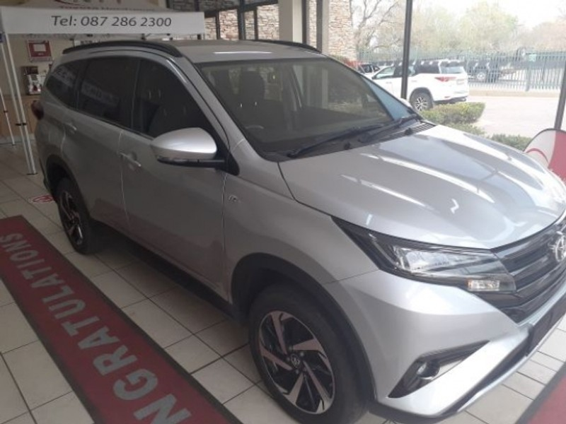 2019 Toyota Rush 1.5 Limpopo Hoedspruit_0
