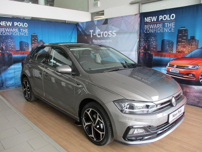 2021 Volkswagen Polo 1.0 TSI Comfortline North West Province Rustenburg_0