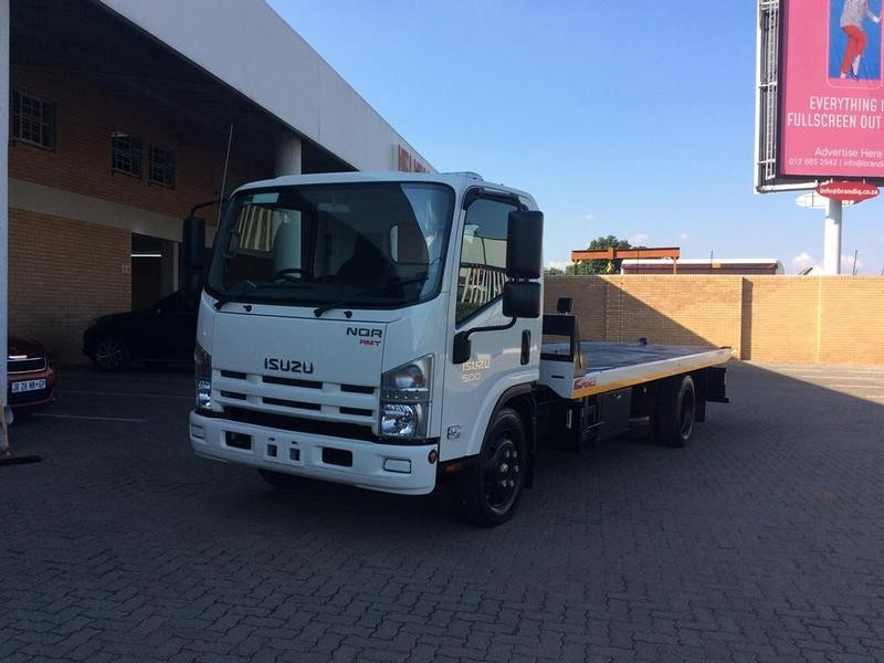 2020 Isuzu NQR 500 Amt Fc Cc  Gauteng Randburg_0