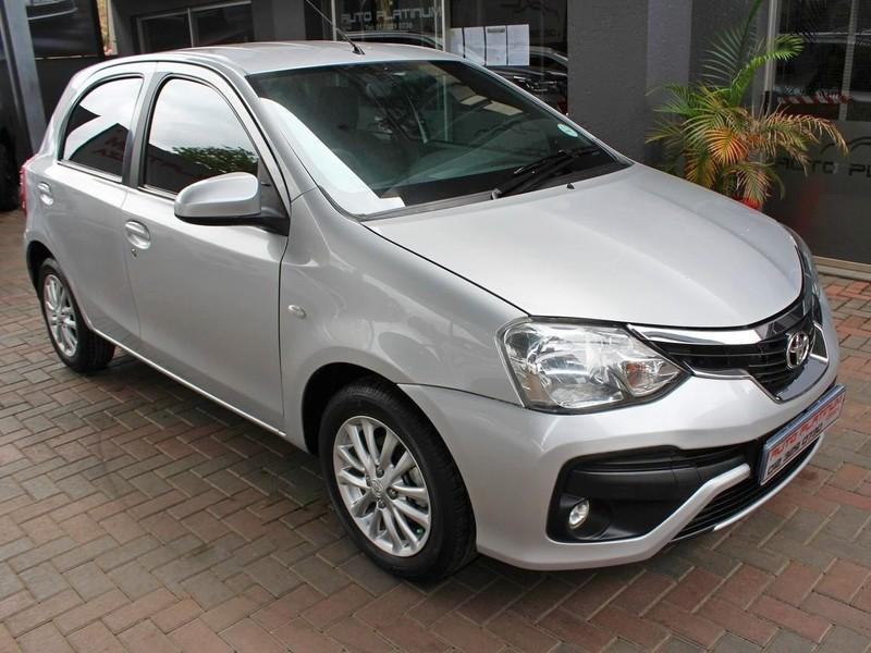 2017 Toyota Etios 1.5 Xs 5dr  Gauteng Pretoria_0