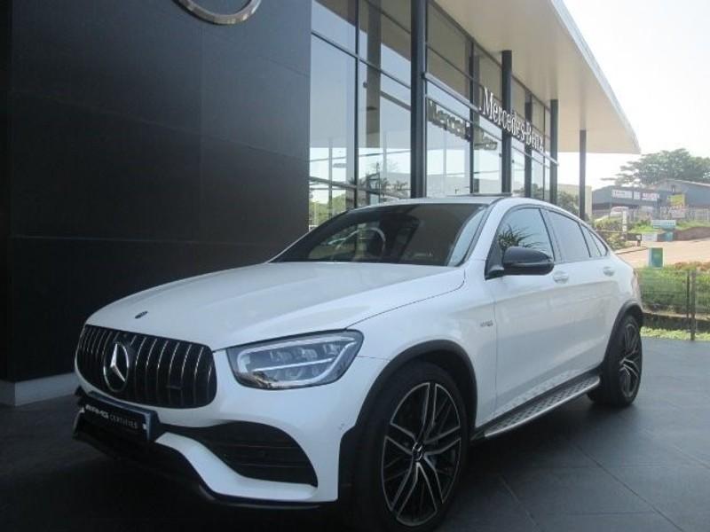 2020 Mercedes-Benz GLC 43 COUPE 4MATIC Kwazulu Natal Pinetown_0