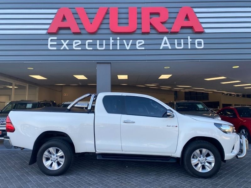 2017 Toyota Hilux 2.8 GD-6 RB Raider Extended Cab Bakkie North West Province Rustenburg_0
