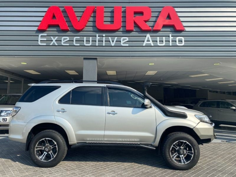 2014 Toyota Fortuner 3.0d-4d 4x4 At  North West Province Rustenburg_0