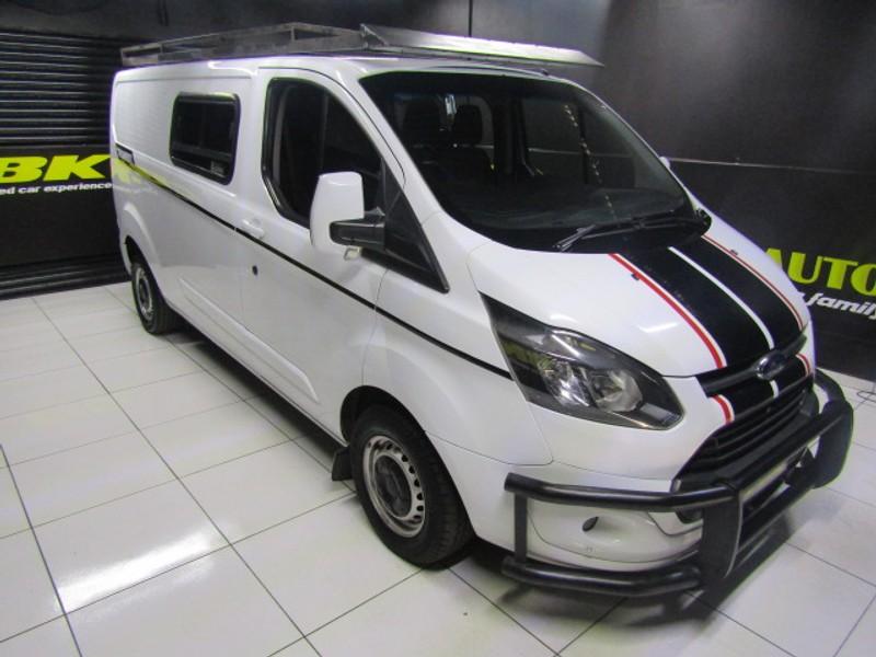 2013 Ford Transit 2.2TDCi Ambiente LWB FC Panel van Gauteng Boksburg_0