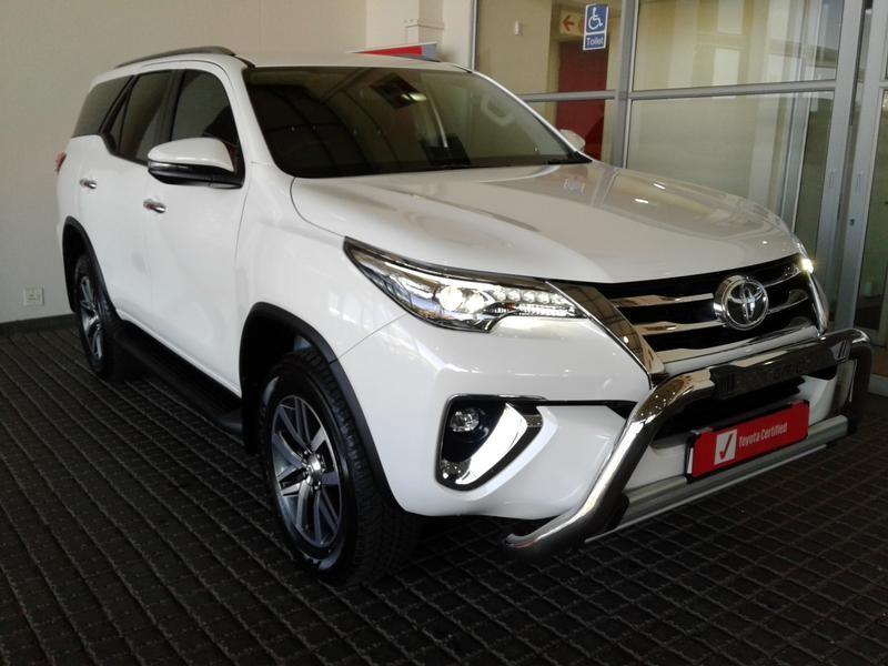 2021 Toyota Fortuner 2.8GD-6 4X4 Epic Auto Gauteng Rosettenville_0
