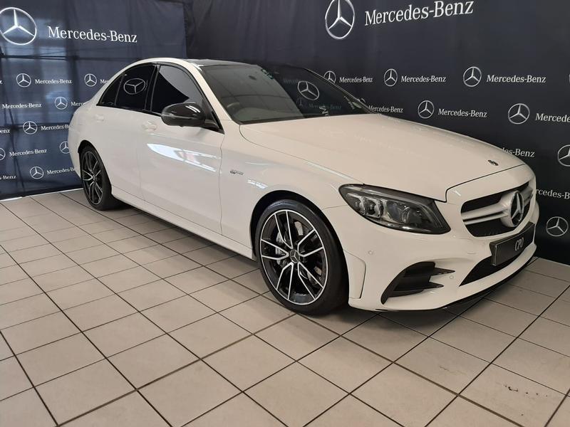 2018 Mercedes-Benz C-Class AMG C43 4MATIC Western Cape Claremont_0