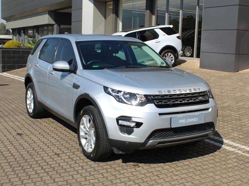 2018 Land Rover Discovery Sport Sport 2.0 Si4 SE Kwazulu Natal Pietermaritzburg_0