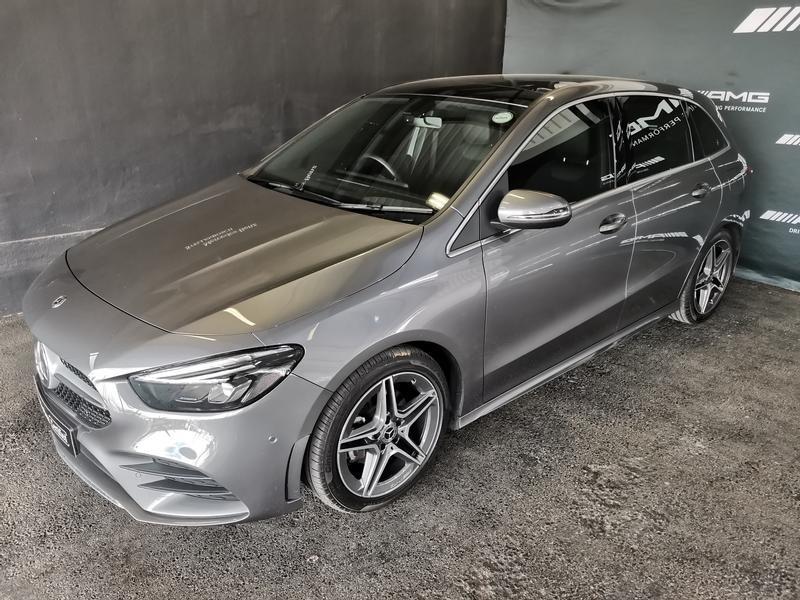 2019 Mercedes-Benz B-Class B 200 CDI AMG Auto Western Cape Stellenbosch_0