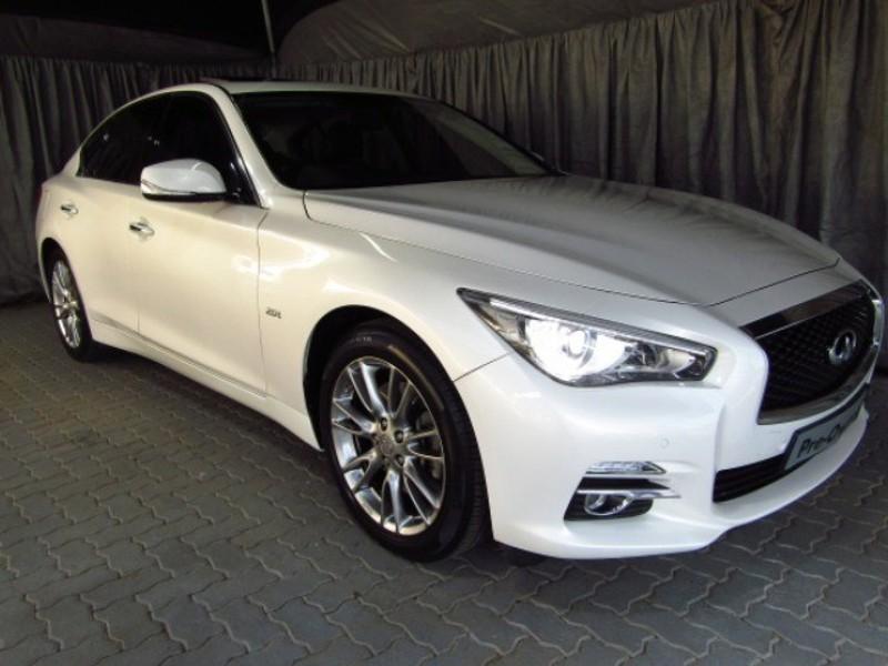 2016 Infiniti Q50 2.0 Premium Auto Gauteng Johannesburg_0