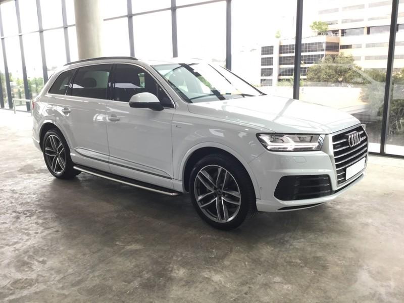 2018 Audi Q7 3.0 TDI V6 Quattro TIP Gauteng Sandton_0