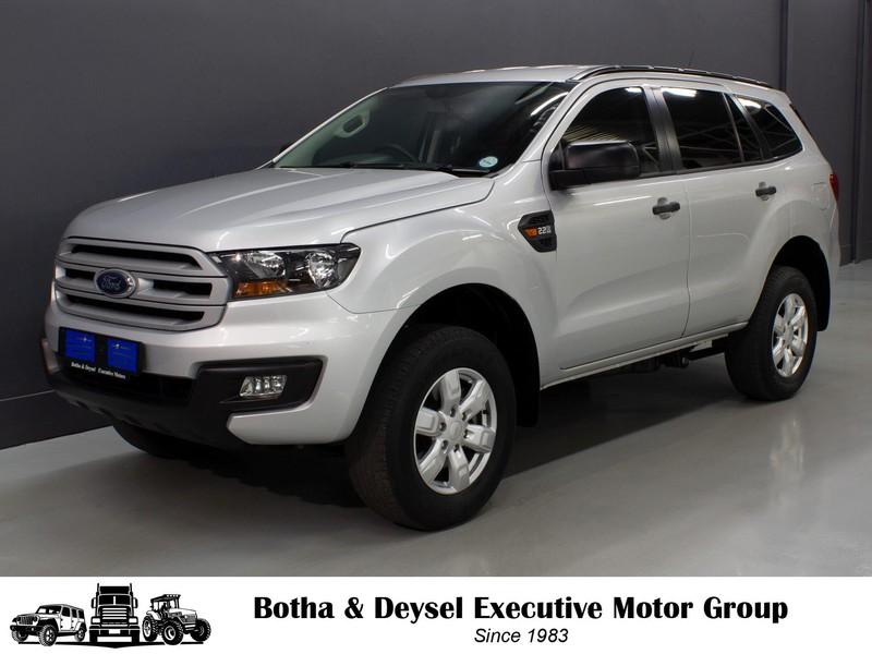 2018 Ford Everest 2.2 TDCi XLS Auto Gauteng Vereeniging_0