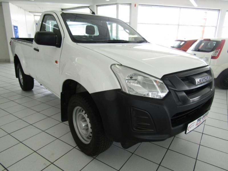 2019 Isuzu D-MAX 250 HO Fleetside Safety Single Cab Bakkie Kwazulu Natal Ladysmith_0