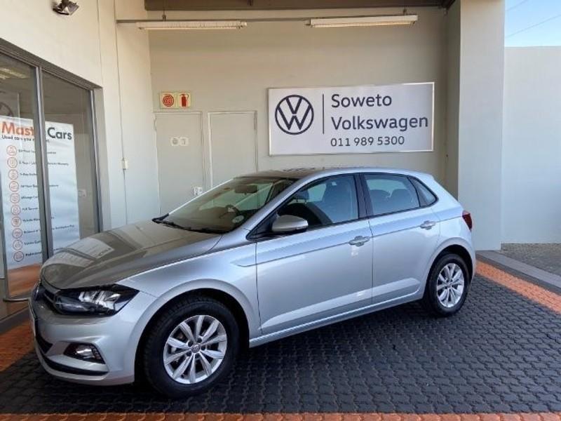 2018 Volkswagen Polo 1.0 TSI Comfortline DSG Gauteng Soweto_0