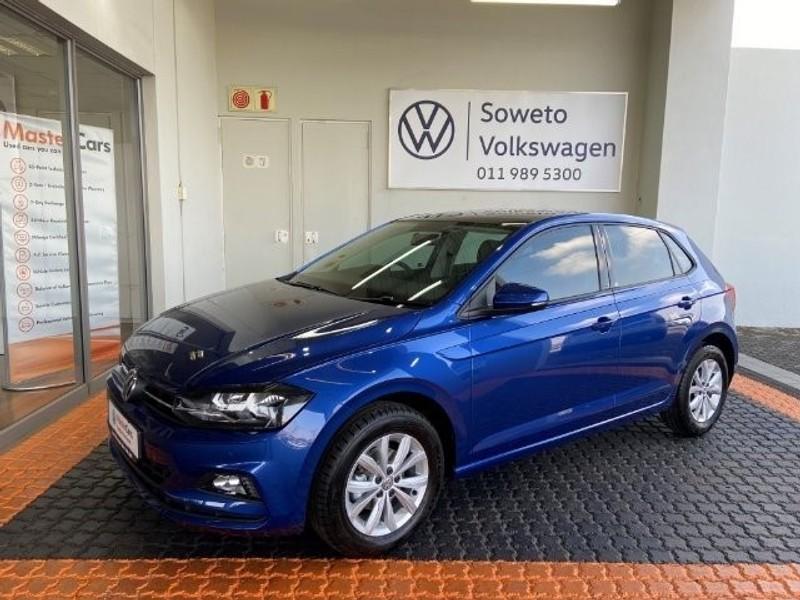 2020 Volkswagen Polo 1.0 TSI Comfortline DSG Gauteng Soweto_0